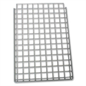 Single Extra Shelf Plastic-Coated Steel W267mm Grey for Versapak Mailsorter
