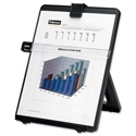 Fellowes Copyholder Easel Freestanding with Line Guide A4 Black 21106