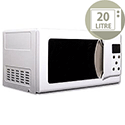 Frigidaire 700W Microwave Oven Touch Control 20 Litre