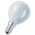 40W Golf Ball Light Bulb Screw Fitting Stearn Electric E14