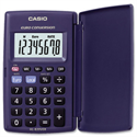 Casio HL-820VER Calculator Battery Large LCD