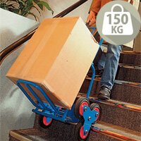 Ease-E-Load Stair Climber Trolley Truck Carrying Capacity 100kg