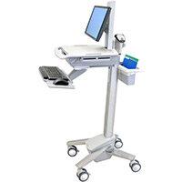 Ergotron SV41-41021 SV41 Cart LCD Stand Non Powered