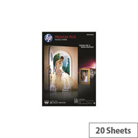 HP Premium Plus Photo Paper 50 Sheets