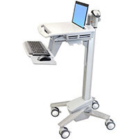 Ergotron StyleView EMR Laptop Cart SV40