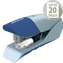 Rexel Gazelle Stapler Half Strip Metallic Blue