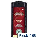 Kenco Medium Roast Coffee Capsule Singles 6.3g A00970 Pack 160