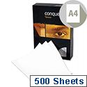 Conqueror Laid Texture High White Premium Paper A4 100gsm 500 Sheets