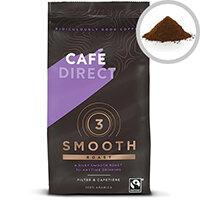 Cafe Direct Medium Roast Ground Filter Coffee Fairtrade 227g A06728