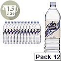 Highland Spring Mineral Still Water 1.5 Litre Pack 12