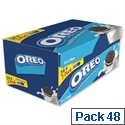Oreo Mini Biscuits Twin Pack Pack 48