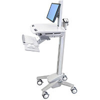 Ergotron StyleView Cart with LCD Pivot, SV40