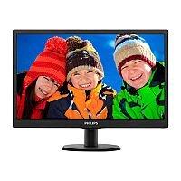 "Philips V-line 193V5LSB2 LED Backlit LCD Computer Monitor 18.5"""