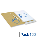 LP Tubefast File Fastener Self Adhesive 3 Part Pack 100 Arnos