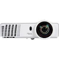 Optoma X305ST DLP XGA 1024 x 768 2800 Lumens 3D Multimedia Projector