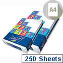 Color Copy A4 200gsm White Super Smooth Copier Paper Ream of 250 Sheets