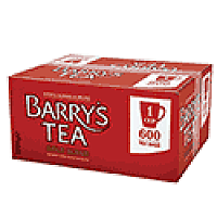 Barry's Gold Label 1 Cup Tea Bags 600