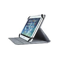 """Tech Air TAXUT009 Folio stand case for 7"""" tablet - jacquard polyester - black"""