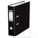 Elba MyColour Lever Arch File Polypropylene A4 Black and White
