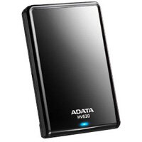 ADATA DashDrive HV620 External Hard Drive 1 TB USB 3.0 Black