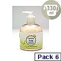 2Work Luxury Pearl Hand Soap 330Ml Pk6