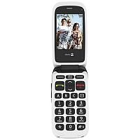 Doro PhoneEasy 612 black GSM mobile phone