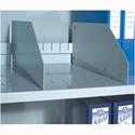 Bisley BSS Slotted Shelf for Cupboard Grey