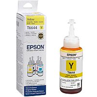Epson T6644 Yellow EcoTank Ink Refill C13T664440
