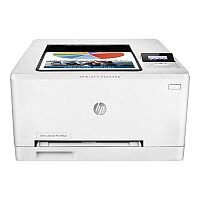 HP Color LaserJet Pro M252n Colour Laser Printer Network