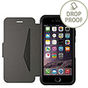 OtterBox Strada - Flip cover for Apple iPhone 6/6s Black