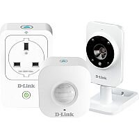 mydlink Smart Home HD Starter Kit home Automation  Security System