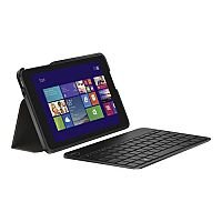 Dell - Keyboard and folio case - Black
