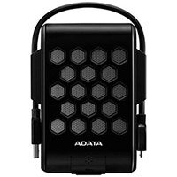 ADATA HD720 External Hard Drive 1 TB USB 3.0 Black & Silver