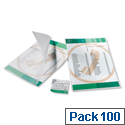 GBC A4 Laminating Pouches 250 Micron Hi-Speed - Pack 100