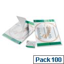 GBC A4 Laminating Pouches 250 Micron Hi-Speed - Pack 100