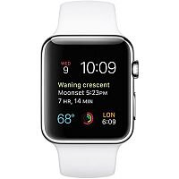Apple Smart Watch Original White Sport Band 42mm