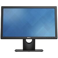 """Dell E1916H LED Computer Monitor 19"""" with 3-Years Advance Exchange Service"""