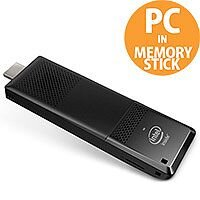 Intel Compute Stick STK1AW32SC Atom x5 Z8300 1.44 GHz 2 GB 32 GB Desktop PC Stick