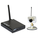 Philex Wireless Colour Security Mini Camera System Transmission Range 30m Microphone Ref PLX 28001R
