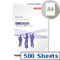 Xerox A4 Premier 90gsm White Multifunctional Copier Paper Ream of 500 Sheets