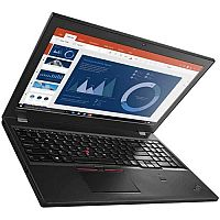 "Lenovo ThinkPad T560 20FH 15.6"" Ultrabook Core i7 6600U 8 GB RAM 256 GB SSD"