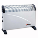 Connect-IT Convector Electric Heater White and Black 2kW