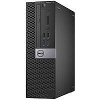 Dell OptiPlex 3040 Small Form Factor Intel Core i5-6500 4GB 1600MHz 128GB SSD DVD RW Win 7 Pro (64-bit)
