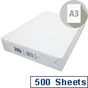Revive Multifunctional Recycled A3 Paper 80gsm White 500 Sheets