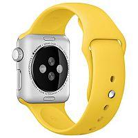 Apple 42mm Yellow Sport Band Smart Watch Strap