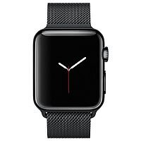 Apple Watch Original Space Black Milanese Loop 38mm
