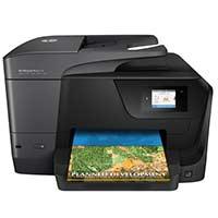 HP Officejet Pro 8710 All-in-One Printer Wireless Duplex D9L18A