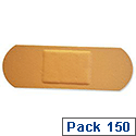Wallace Cameron Assorted Washproof Plasters Pack of 150
