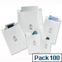 Jiffy No 0 Airkraft Bags JL-0 White 140 x 195mm (Pack of 100)