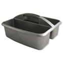 Plastic Cleaners Caddy 2 Compartments